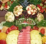 Adeline's fruit arrangement10