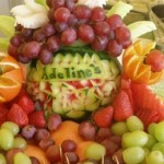 Adeline's fruit arrangement17